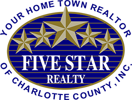Five Star Realty Logo, click here for home