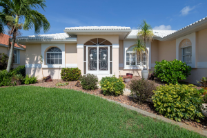 PGI Saltwater Canal Front Home- Open House Saturday 1-3PM