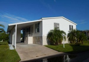 Palm Harbor Windmill Village Waterfront Home