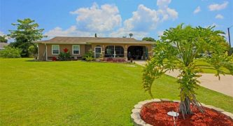 Beautiful Move-in Ready Port Charlotte Pool Home