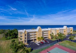 Amazing Waterfront End Unit Punta Gorda Condo