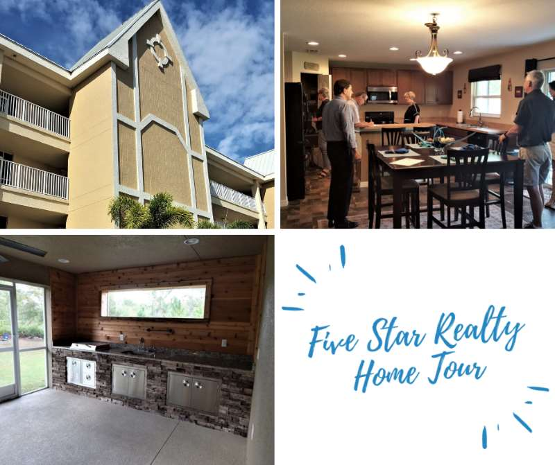 Five Star Realty December 4th Home Tour