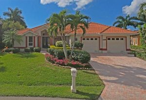 Extraordinary Custom Punta Gorda Isles Waterfront Home