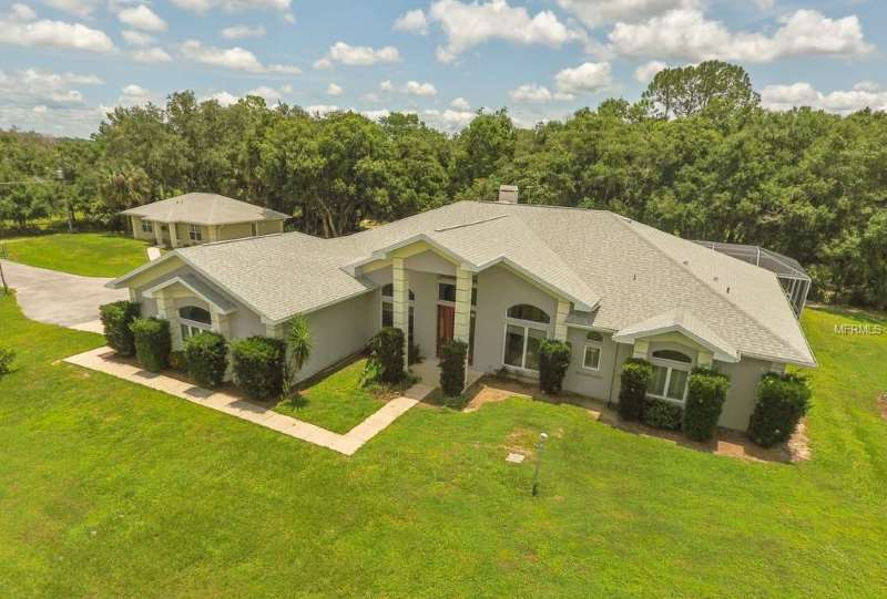 Sprawling Custom Built North Port Estate Home
