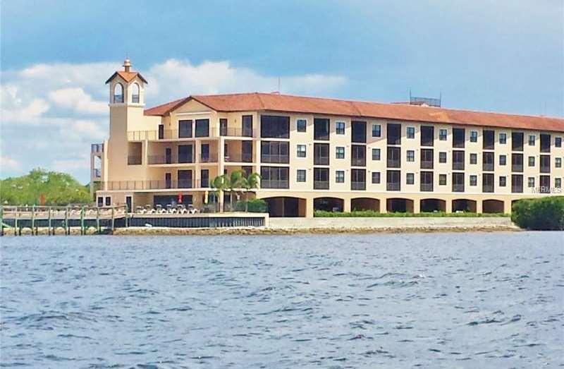 Stunning Gated Punta Gorda Waterfront Condo