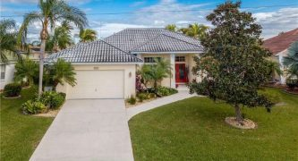 Well Maintained Punta Gorda Isles Waterfront Home