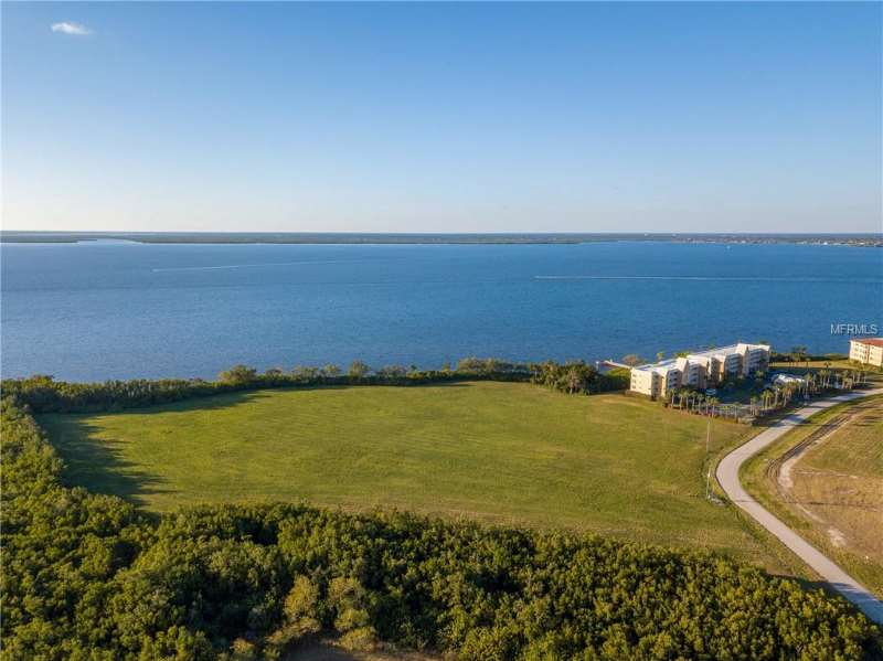 Nearly 11 Acres Waterfront Punta Gorda Isles Parcels