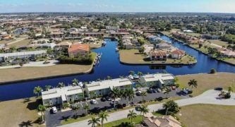 Gorgeous Waterfront Punta Gorda Isles Condo