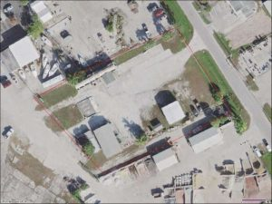 Partially Developed Commercial Lot in Historic Punta Gorda