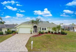 Gulf Access Punta Gorda Isles Updated Home