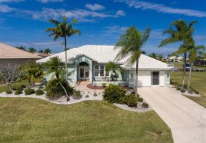 Beautiful Waterfront Burnt Store Isles Home