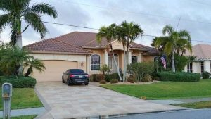 Quality Fero Built Burnt Store Isles Waterfront Home