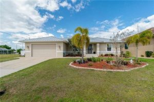 Builders Private Port Charlotte Pool Home