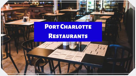 Local Port Charlotte Restaurants