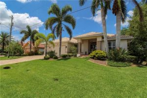 Custom Built Punta Gorda Isles Waterfront Home