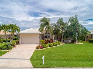 Waterfront Punta Gorda Isles Home