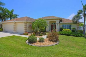 Spacious Punta Gorda Isles Home