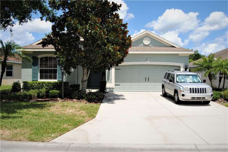 Upgraded Lakewood Ranch Home