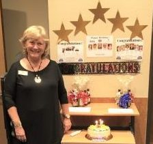 Our Five Star & SandStar Family October Birthdays