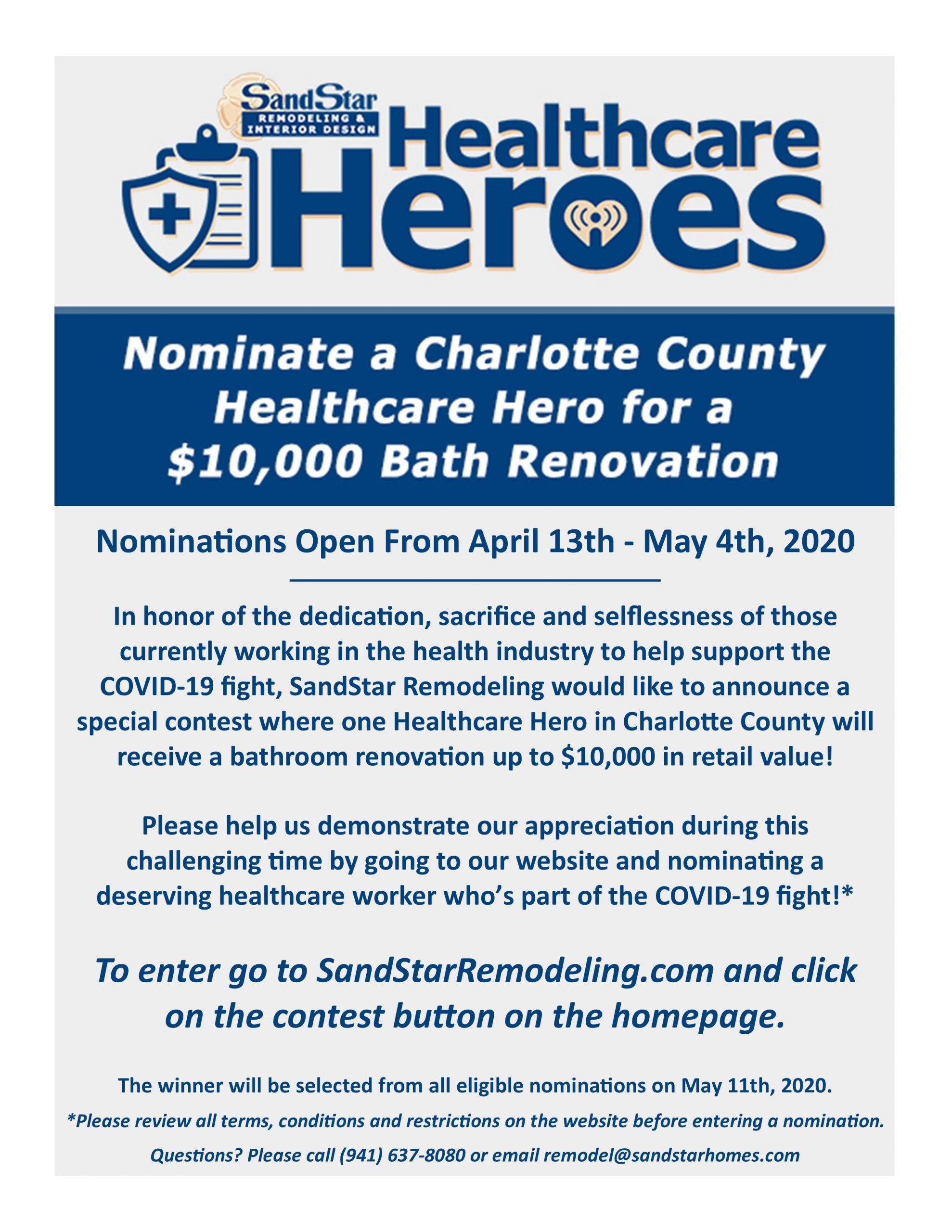Charlotte County Healthcare Heroes!